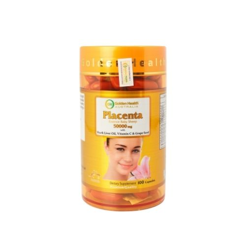 Golden Health Placenta 50000mg