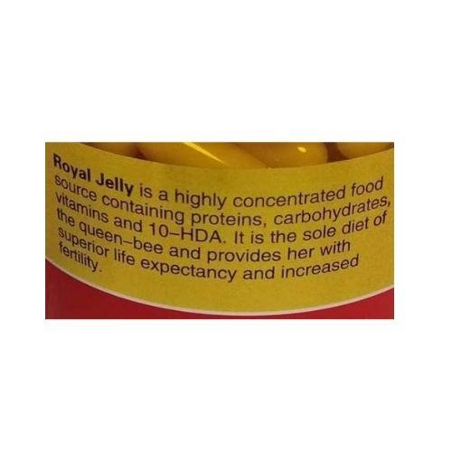 costar royal jelly 1610mg 1