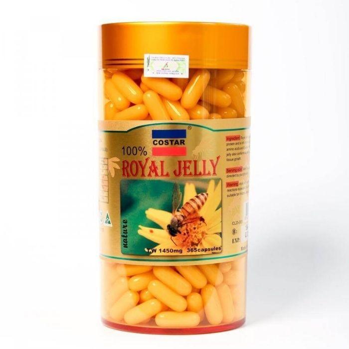 costar royal jelly 1450mg