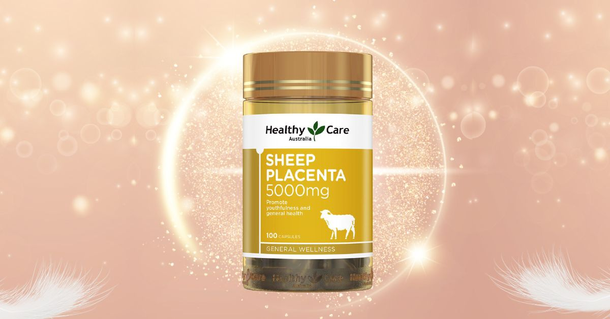 Placenta Healthy Care 5000mg