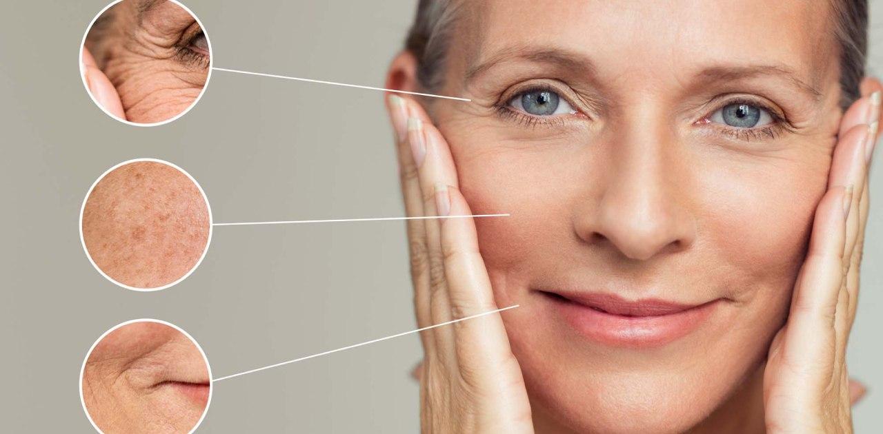Các dấu hiệu lão hóa da bạn đang gặp phải và cách khắc phục